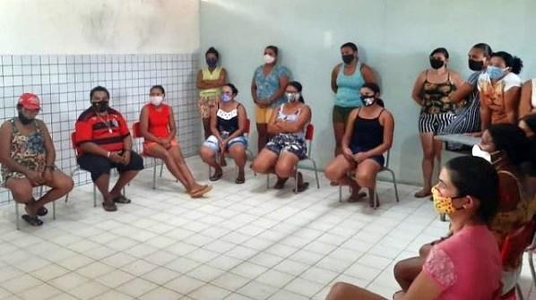 VÁRZEA DE CANA: Pais de Alunos inseridos no planejamento escolar 2021
