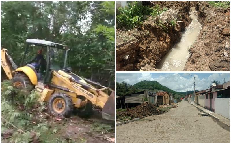Prefeitura age para resolver problema do bairro Tijolo Cru